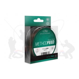 Delphin METHOD FEED 500m/hnědá