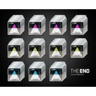 Set kaprařských háčků THE END / 55 balení