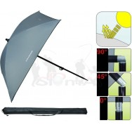 Deštník Light Grey Umbrella 150cm