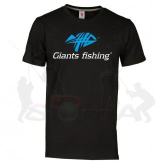 Giants fishing Tričko pánské černé vel. 2XL