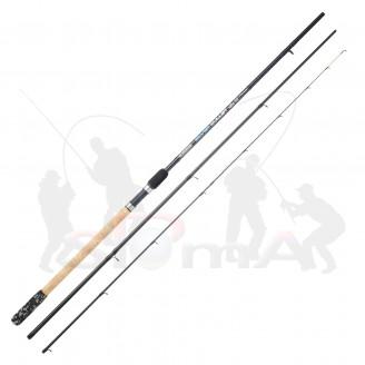 Garbolino Feederový prut Silver Bullet Slim Feeder 3,60 m (30-120 g), 3 dílný