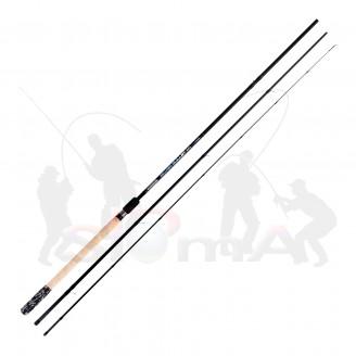 Garbolino Matchový prut Silver Bullet Match 3S 3,90 m (5-15 g), 3 dílný