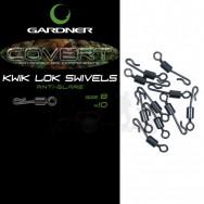 Gardner Obratlík Covert Kwik Lok, vel. 8