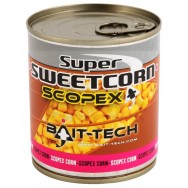 Bait-Tech Kukuřice Super Sweetcorn Scopex 300g