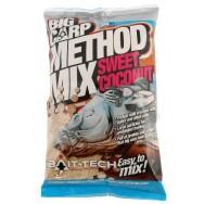 Bait-Tech Krmítková směs Big Carp Method Mix Coconut 2kg