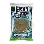 Bait-Tech Krmítková směs Envy Green Hemp & Halibut Method Mix 2kg