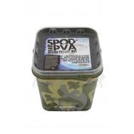 Bait-Tech Peletový mix (kbelík) Spod & PVA Micro Pellet Mix 3kg