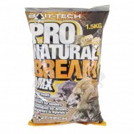 Bait-Tech Krmítková směs Pro-Natural Bream Groundbait Mix 1,5kg