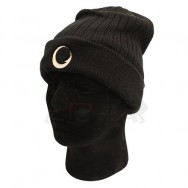 Čepice Gardner Deluxe Fleece Beanie black