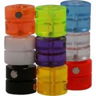 ATT Náhradní kolečko 4 Magnet Roller Wheels, bílé