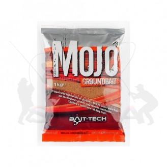 Bait-Tech Krmítková směs Groundbaits Mojo 1kg