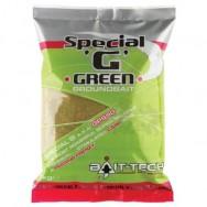 Krmítková směs Groundbaits Special-G Green 1kg