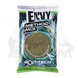 Bait-Tech Krmítková směs Envy Hemp & Halibut Method Mix 2kg