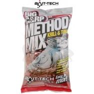 Krmítková směs Big Carp Method Mix Krill & Tuna 2kg