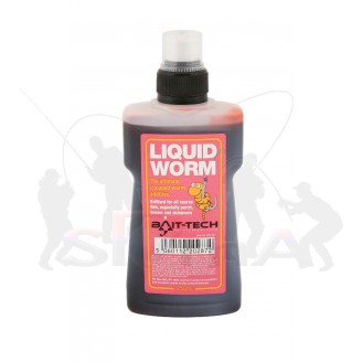 Bait-Tech Tekutá esence Liquid Worm 250ml