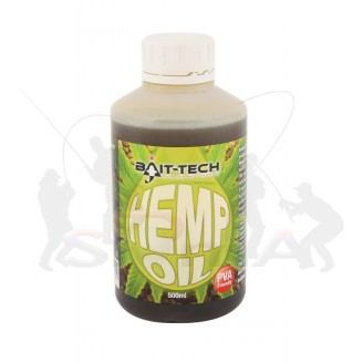 Bait-Tech Tekutý olej Hemp Oil 500ml
