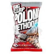 Krmítková směs Big Carp Method Mix Poloni 2kg