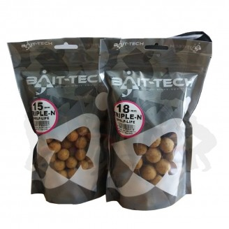Boiles Triple-N Boilies - Handy Pack 15mm, 300g