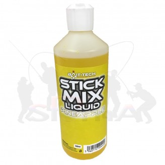Bait-Tech Tekutý olej Stick Mix Liquid Pineapple 500 ml