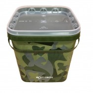 Kbelík s víkem Camo Bucket and Lid 5 lit