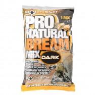 Bait-Tech Krmítková směs Pro Natural Bream Dark 1,5kg