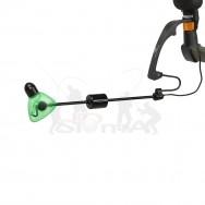 Indikátor záběru svítící DFX Green  (zelený)