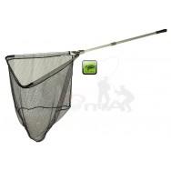 Podběrák Strong Alu Landing Net 2,2m, 70x70cm