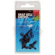 Giants fishing Obratlík Swivel Snap Heli, UK.4 (vel.8 EU)/10ks