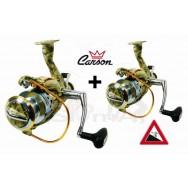Naviják Hermes Runner Camo 60, Akce 1+1 Zdarma!