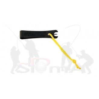 Cvakátko Nipper W/Pin 2, black