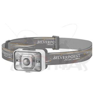Čelovka Silverpoint E_Flux RC260 dobíjecí