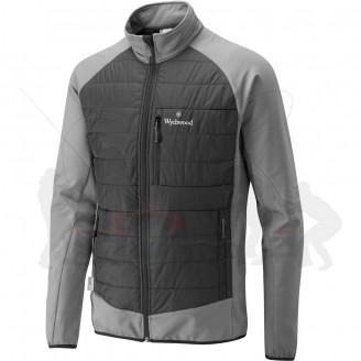 Bunda Wychwood Hybrid Jacket Black/Grey vel. L