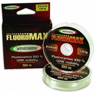 Fluorocarbon Venturieri Fluoro max 50m 0,14 mm
