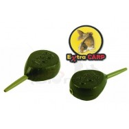 Extra Carp Lead IN-LINE FLAT PEAR 100g
