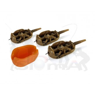 Filfishing Filex Method Feeder Set 40,50,60g+Formička