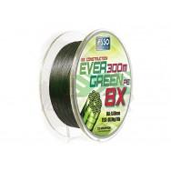 Asso Šňůra Evergreen 8-Braid 130m 0,12 mm