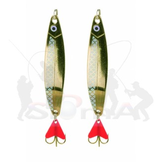 Filfishing Filex Plandavka Argo Spoon Gold 21g