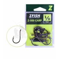 Zfish Háčky Carp Hooks Z-569 1