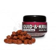 Squid & Krill Hook Pellets 8mm/120g Grapes