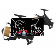 NGT Naviják Carp Runner MAX60 1+1 ZDARMA!