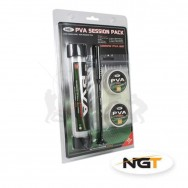 NGT PVA Sada Session Pack 7mx25mm 19pc