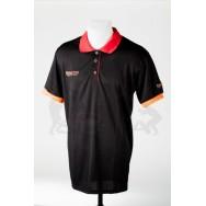 Extra Carp Polo Tričko Black L
