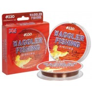 Asso Vlasec Waggler Fishing 150m 0,18 mm
