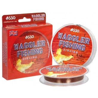 Asso Vlasec Waggler Fishing 150m 0,22 mm