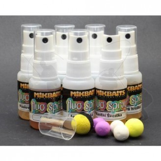 Fluo spray 25ml Mikbaits