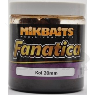 Boilie v dipu 250ml - Koi  Mikbaits Fanatica