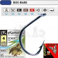 Háčky KAMATSU KOI-BARI s očkem