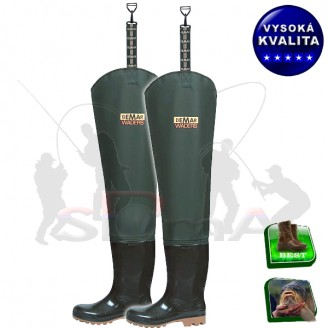 Broďáky Demar Grand Waders