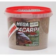 Krmítková směs 4CARP Kyblík 2kg AKCE + dip zdarma!!!!