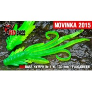 Nymfa REDBASS Nr. 1 L - 80 mm - 1 ks